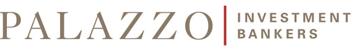 PALAZZO Investment Bankers logo by BRANDINGETC